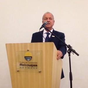 Dr. Ricardo Rodrigues, fundador do GRUPO GERIATRICS