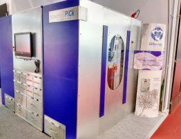Pharmapick: equipamento automatizado para despensa de medicamentos em clínicas e hospitais