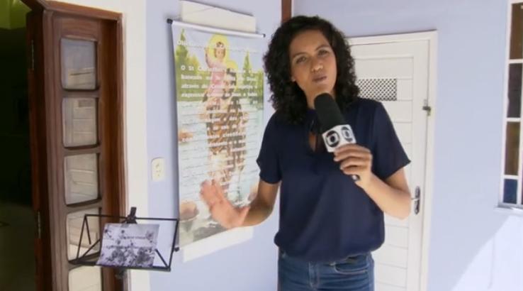 Repórter da Globo visitou as instalações do Clinic Care, em Niterói, no Rio de Janeiro